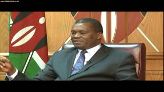 Speaker Defends His Role in Parliament Chaos