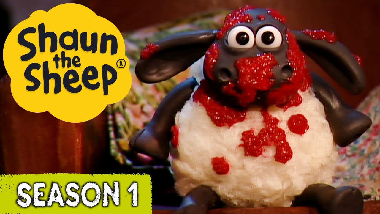 Download Little Sheep of Horrors & Scrumping   Shaun the Sheep S1 (x2 Full Episodes)