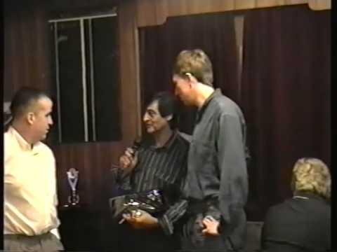 Aisthorpe Cricket Club - Awards Evening (1996)