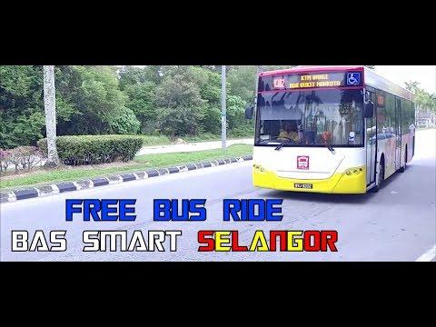 Free Bus Ride : BAS SMART SELANGOR