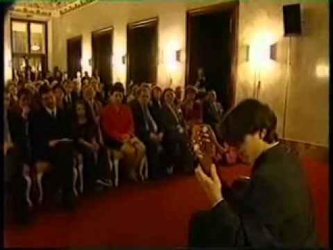 Joaquin Clerch - Interview with the ORF in Vienna
