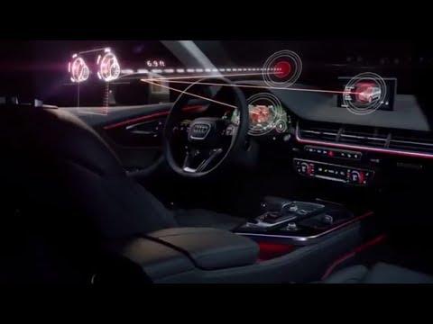 2018 Audi Q7. Here