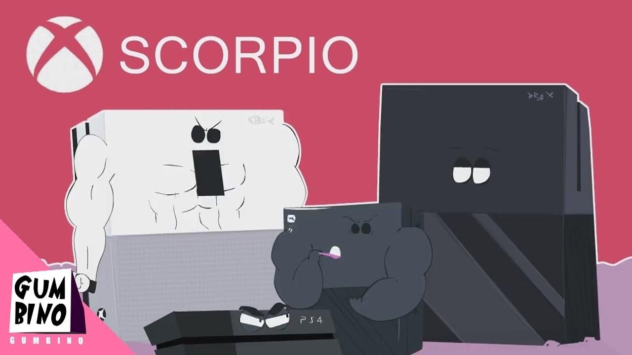 Xbox One S Vs Scorpio