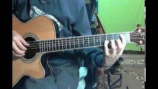 田馥甄 HEBE - 看淡 ( 公視電視劇【一把青】片頭曲純吉他 )( acoustic guitar cover )