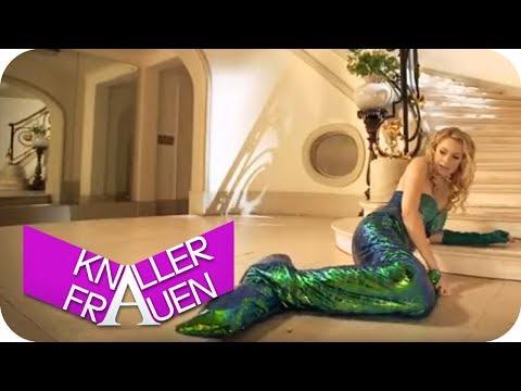 Meerjungfrau | Knallerfrauen mit Martina Hill
