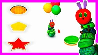 Popular Hungry Caterpillar Shapes and Colors Related to Games