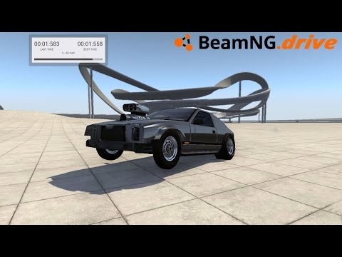BeamNG Drive - Best 0-60 Times