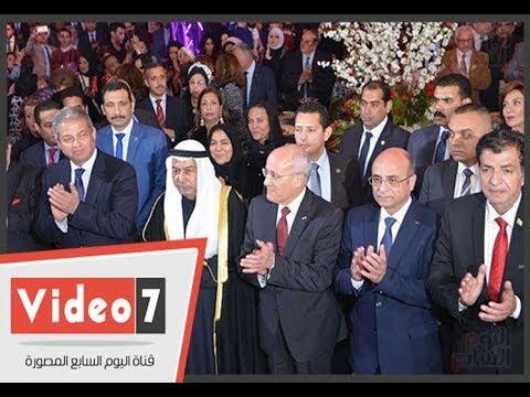 فنانون وشخصيات عامة فى حفل سفارة الكويت بعيدها الوطنى  - 00:22-2018 / 2 / 23