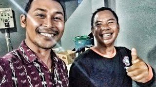 PING PONG bersama pak Marthen PNS asal Sumba yang videonya sempat Viral bersama pak Jokowi