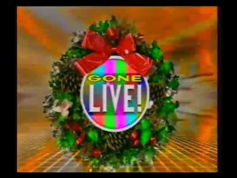 BBC1 - Gone Live (Going Live) - 1993
