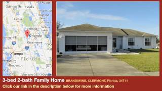 3-bed 2-bath Family Home for Sale in Clermont, Florida on florida-magic.com