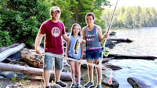 Starting NEW Family Traditions Bank Fishing Catch Clean Cook FAIL