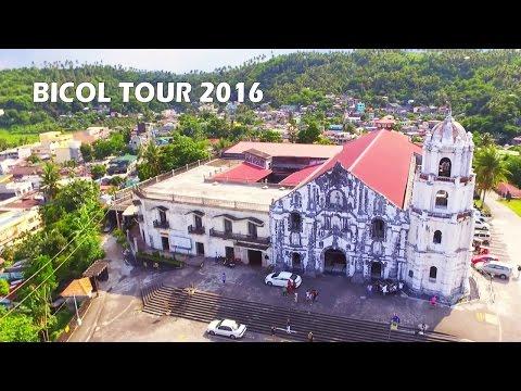 Bicol Tour 2016 - Albay, Sorsogon and Camarines Sur