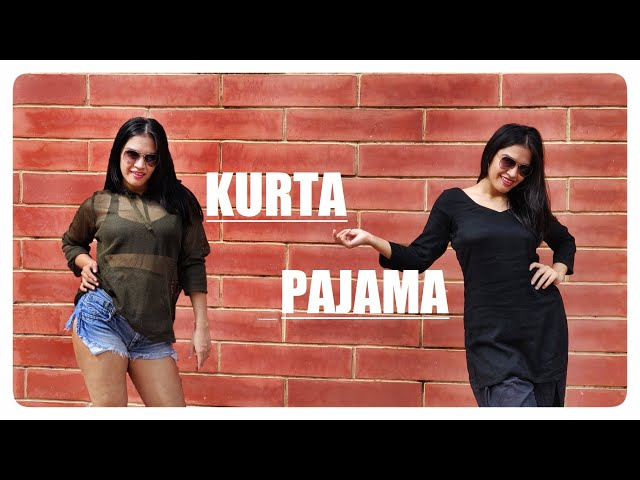 Kurta Pajama Dance Cover - Tony Kakkar | Bollywood x Hip-Hop | Latest Punjabi Hit Song | Soumya Syal