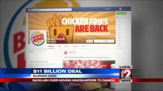 Burger King plans expansion of Tim Horton s
