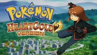 Problemas en el laboratorio del profesor Elm/Pokemon Heart Gold #2