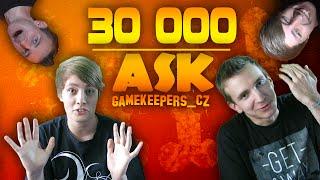 Baixar [4K/UHD*] Ask Gamekeepers_cz ► Speciál ► 30 000 odběratelů!