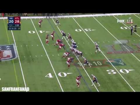 Julian Edelman Makes Circus Catch! - Super Bowl LI - NFL Highlights HD
