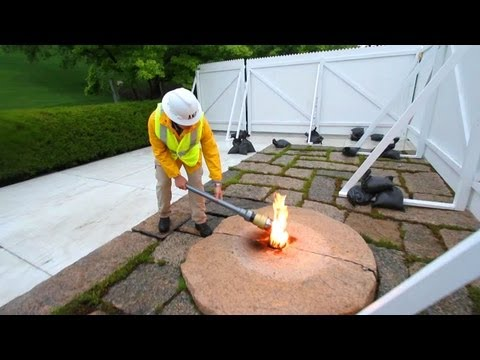 Moving The President John F. Kennedy Eternal Flame