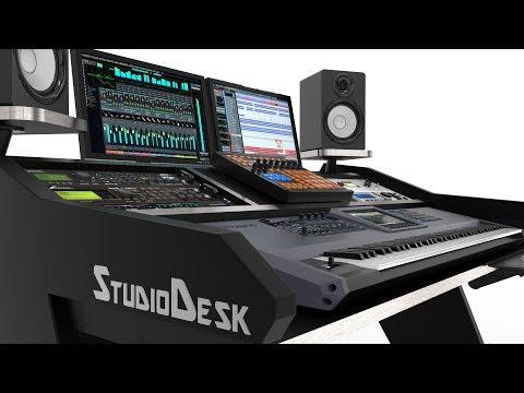 Video Assembly manual -Virtuoso Desk by StudioDesk