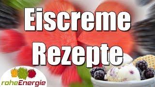 Stracciatella Eis & Schoko Eiscreme Rezept