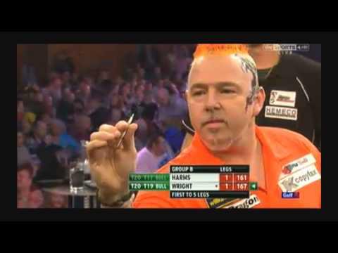 W Harms - P Wright | Grand Slam of Darts 2013