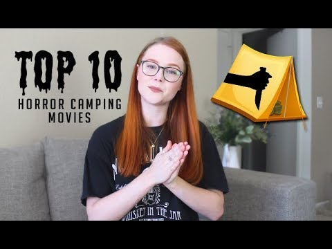 BEST HORROR CAMPING MOVIES