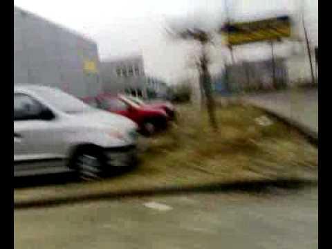 Burnout Subaru Jumbo 3