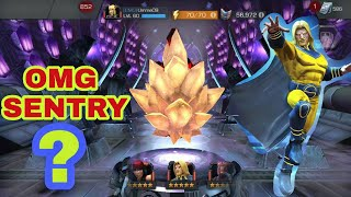 5 Star Sentry Crystal Opening | Marvel Contest of Champions