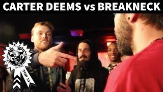Carter Deems vs Breakneck - No Coast North Rap Battle