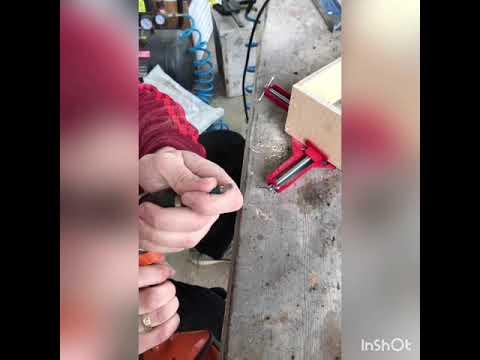 Как сделать подарочную коробку из дерева своими руками
