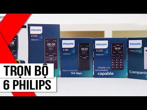 FPT Shop - Trọn Bộ 6 Phillips giá rẻ dưới 1 triệu