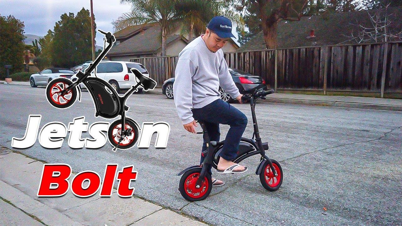 Costco Bolt Foldable Electric Bike 299 Electric Bike Jetson