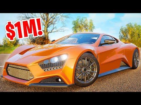$1.000.000 ZENVO GEKREGEN! - Forza Horizon 4 thumbnail