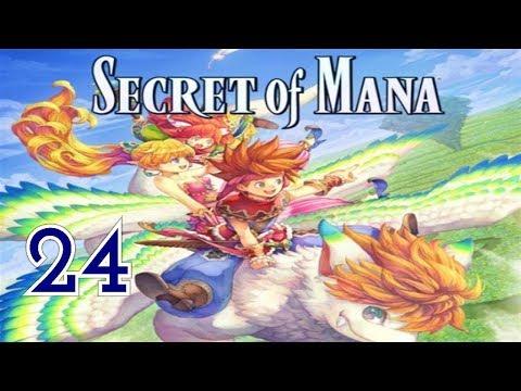 Let's Play Secret of Mana 3D Remake [German] [Part 24] Verwirrung pur im Baumpalast