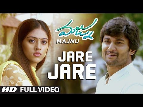"Jare Jare Full Video Song || ""Majnu"" 