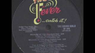 The Cover Girls - Because Of You (Hearthrob Dub) (1987)