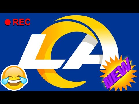 The L.A. Rams Revealed Their New Logo and Fans Were Not Into It