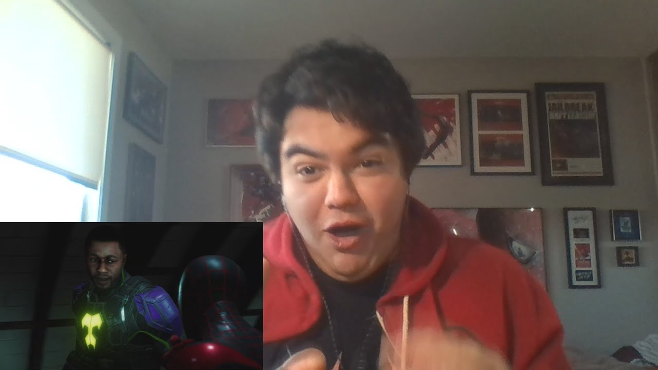 MARVEL'S SPIDER-MAN: MILES MORALES LAUNCH TRAILER REACTION & HYPE DISCUSSION!!! THE TIME HA