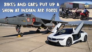 50+ Superbikes at Indian Air Force ASTE | LOUD Revs & Flybys | #111