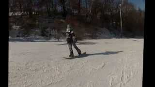 Midwest Hmong Snowboarders Afton Alps 2-16-12
