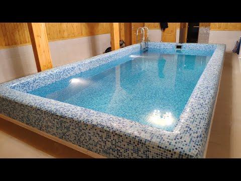 ✅ Монтаж бюджетного оборудования для бассейна.  Строительство бассейна или рабочие дни бассейнщика