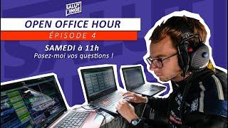 Open Office Hour avec Salut l'ingé - EPISODE 4