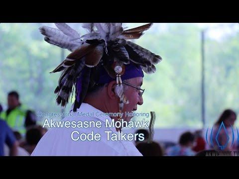Akwesasne Mohawk Code Talkers