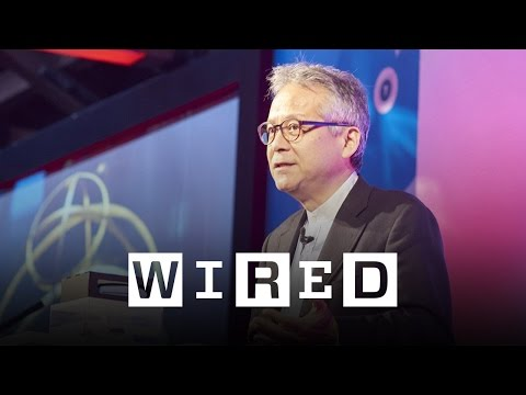 Hiroshi Ishii: Why the MIT Media Lab is Aaging War on Pixels | WIRED 2015 | WIRED