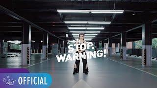 王欣晨 Amanda【Stop. Warning】Official Intro Music Video