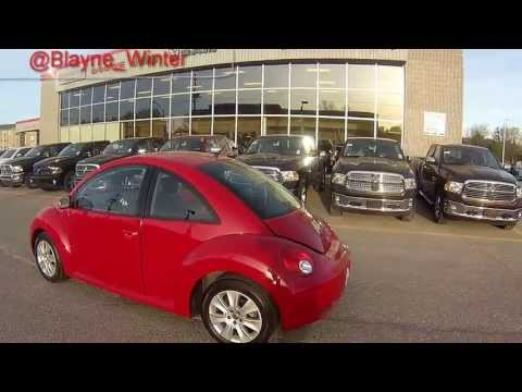 SOLD! For Sale Priced to sell! 2008 Volkswagon VW Beetle bug 2.5 sunroof automatic Uxbridge Ontario