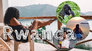 Discovering Rwanda – Safaris, Gorilla Trekking and Broken Boats // Travel Vlog