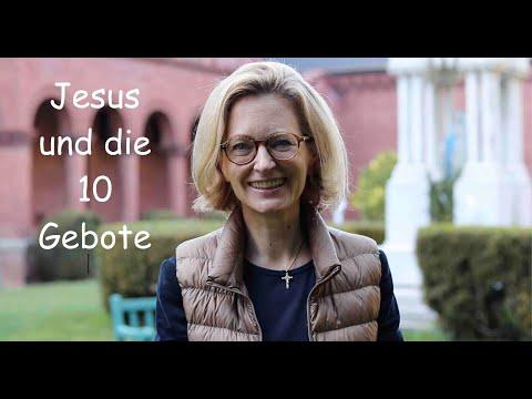 Jesus Und Die 10 Gebote