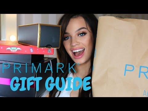 PRIMARK GIFT IDEAS HAUL| Madison Sarah